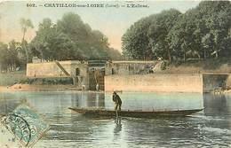 41 CHATILLON SUR LOIRE - L'ECLUSE - Frankrijk
