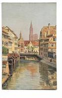 """""""  Strassburg   I.  Els. """"    -  Tuck  """" Oilette  """" - Beraud"""