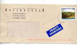 Lettre Cachet Wien Sur Parc Naturel Entete Agence Photographie - Machine Stamps (ATM)