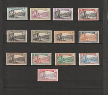 TIMBRES DU CAMEROUN Timbres Taxe  N° 1*   à    13* - Unused Stamps