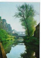 """Luxembourg Les Rochers Du Bock Le Pont Du """"Stierchen"""" Le Viaduc De Clausen - Luxemburg - Stad"""