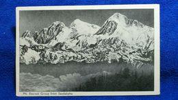 Mt. Everest Group From Sandakphu Nepal - Nepal