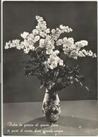V3980 Fiori Fleurs Flowers / Non Viaggiata - Fiori