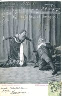 N°2967 T -cpa La Tosca - Opera
