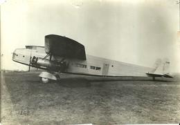 """6533 """" FOKKER F 32 """"-FOTO ORIGINALE - Aviazione"""