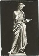V3986 Roma - La Fanciulla Di Anzio - Museo Nazionale Romano - Scultura Sculpture / Non Viaggiata - Sculture