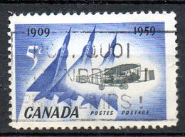CANADA. N°310 Oblitéré De 1959. Avions. - Avions
