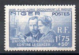 NIGER - YT N° 63 - Neuf ** - MNH - Cote: 29,90 € - Niger (1921-1944)