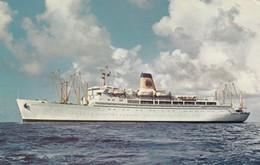 SS MARIPOSA , Tahiti , 1970 - Tahiti