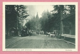 88 - 67 - DONON - PRAYE - MOUSSEY - Vogesen - Feldbahn - Waldbahn - Train à Voies étroites - Kriegsbilder - Guerre 14/18 - Non Classés