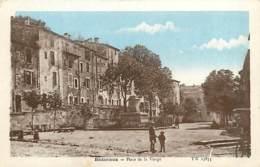 34* BEDARIEUX Place De La Vierge     MA101,0146 - Bedarieux
