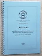 2e Catalogus De Getande Rand - (Vrijmetselarij-Freemasonry-Freimaurerei) - Franc-Maçonnerie