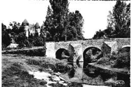 Carte 1957 CULAN / LE PONT ROMAIN SUR L'ARNON - Culan