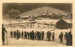 38* VILLARD DE LANS Depart Course Ski    MA101,0390 - France