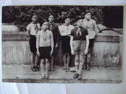 "1937-    PHOTO     ""  COEURS VAILLANTS 1937      ""      - Bretigny Sur Orge  91    -     Net      30 Euros - Photos"