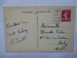 ST. VALERY-EN-CAUX   ( ......TENNIS   ....   )       TTB - 1921-1960: Modern Period