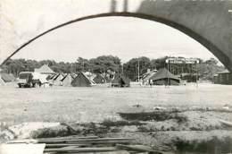 40* BISCAROSSE  PLAGE Camp Alsthom (cpsm9x14)     MA101,0723 - Biscarrosse