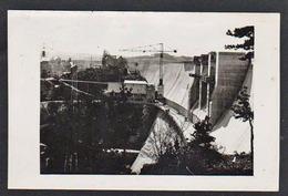 LAPTE: Barrage De LAVALETTE: Lot Exceptionnel De 3 Cartes Photos. Mise En Service En 1914, Le Mur Est Rehausé .......... - France