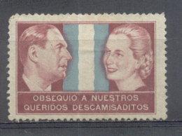 ARGENTINA - CINDERELLA - PERON Y EVITA  (#3751) - Affrancature Meccaniche/Frama