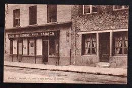LA SEAUVE SUR SEMENE: Plan TOP Sur Le Café/ Restaurant Du Centre (Maurin Fils) - France