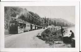 Photo - - Tramway - Lyon - Neuville Sur Saône - T.L.N - Treinen