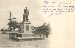 44* PORNIC Statue Leray     MA101,1054 - Pornic