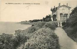 44* PORNIC  Corniche Birochere   MA101,1090 - Pornic