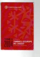 YVERT ET TELLIER 2004 EUROPE DE L'OUEST PORTUGAL A YOUGOSLAVIE 840 GRAMMES - Andere