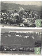 SUISSE - ORBE - Lot De 2 CPA - 1907 - VD Vaud