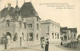 44* LE CROISIC – PORT LIN Chalets     MA101,1230 - Le Croisic