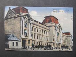 AK BEREGSAS Beregszasz Berehowe Bahnpost Zugstempel Kiralhaza - Kosice 1923  //// D*42015 - Ukraine