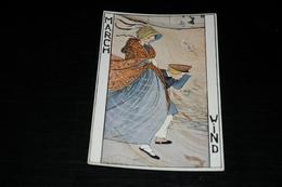 10149                   Künstler-AK Rie Cramer: March, Wind - 1935 - Otros Ilustradores