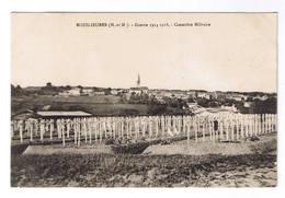 ROZELIEURES 1914  CIMETIERE MILITAIRE - Otros Municipios