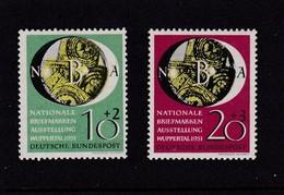 Bund MiNr. 141/42 Postfrisch - [7] West-Duitsland