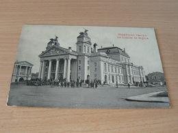 CARTE POSTALE/BULGARIE/LE THEATRE DE SOFIA   NON  VOYAGEE - Bulgarie
