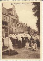 Gent - Begijnhof - O. L. Vrouw - Halfoogst Processie - Gent