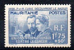 MAURITANIE - YT N° 72 - Neuf * - MH - Cote: 12,00 € - Mauritania (1906-1944)