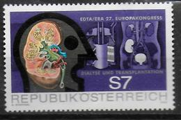 AUTRICHE   N° 1831  * *  Medecine Transplantation Renale Dialyse - Medicine