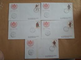 Ordre Souverain Militaire Et Hospitalier De Malte Fdc 1979 - Malte (Ordre De)