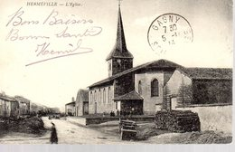 HERMEVILLE  -  L' Eglise - Andere Gemeenten
