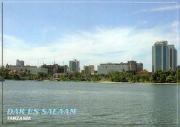 1 AK Tansania * Ansicht Von Dar Es Salaam (auch Daressalam) - Bis 1974 Hauptstadt Des Landes * - Tansania