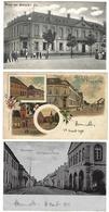 67 - BRUMATH - Lot De 3 CPA - 1901 Et 1909 - Brumath