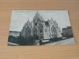 CARTE POSTALE/HONGRIE / SZEGED    VOYAGEE - Ungheria