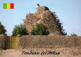 1 AK Mali * Das Grabmal Von Askia In Der Stadt Gao - Erbaut Im 15. Jahrhundert - Seit 2004 UNESCO Weltkulturerbe * - Mali