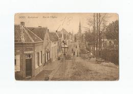 DOEL   Kerkstraat  Rue De L'Église. - Beveren-Waas