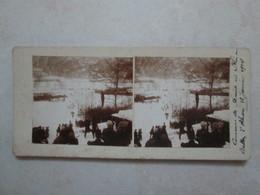 Concours De Sauts En Ski Au Ballon D'alsace 18 Fevrier 1914 - Photos Stéréoscopiques