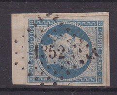 """FRANCE : PC 1352 . """" FUANS """" . (24) . N° 14 . TB . SUR FGT .  ( CATALOGUE MATHIEU ) . - Marcophily (detached Stamps)"""