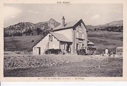[05] Hautes Alpes >Col De Vars Refuge Napoleon Autocar Et Pub Berger - France