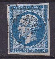 "FRANCE : PC 4056 . "" RILLY LA MONTAGNE"" . (49) . N° 14 .TB .  ( CATALOGUE MATHIEU ) . - Marcophily (detached Stamps)"