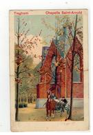 Tiegem  Tieghem  Chapelle Saint-Arnold - Anzegem
